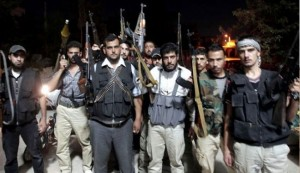 7,000 Syria insurgents killed in infighting since Jan.