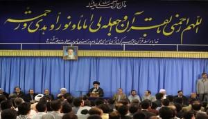 Leader urges vigilance against 'American Islam', Zionism