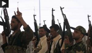 Iraqi volunteers attack ISIL in Kirkuk's al-Bashir + video