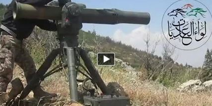 Photo of 2 Videos show US supplying terrorists in Syria with TOW Missiles in Nawa and Hama