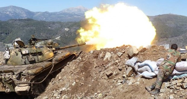 Photo of Syrian Army Gains Full Control over Kassab