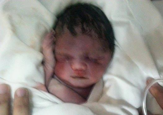 Photo of Unborn baby was killed his mother's womb by Blood Sucker Savage Vampire Israel