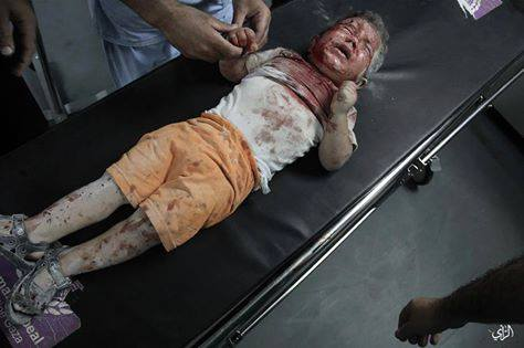 Photo of What should happen in order to wake you up? Aren't these atrocities enough to see brutality of Israel?