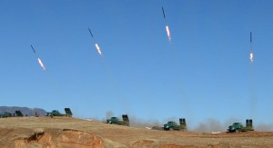 North Korea's artillery sub-units, whose mission is to strike Daeyeonpyeong island and Baengnyeong island of South Korea, conduct a live shell firing drill in the western sector of the front line
