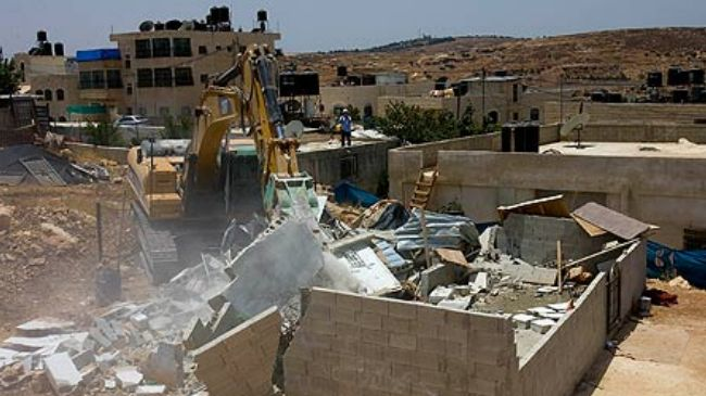 Photo of Zionist israel plans to demolish Palestinians' houses in West Bank