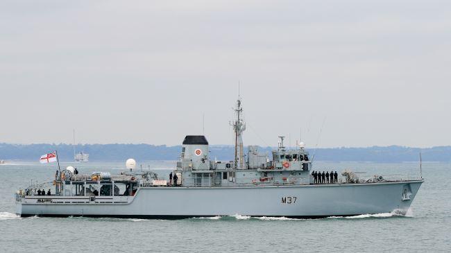 Photo of NATO begins naval military drills in Black Sea