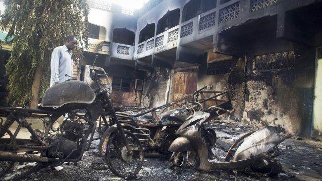 Photo of Gunfire erupts in Kenya's Lamu district