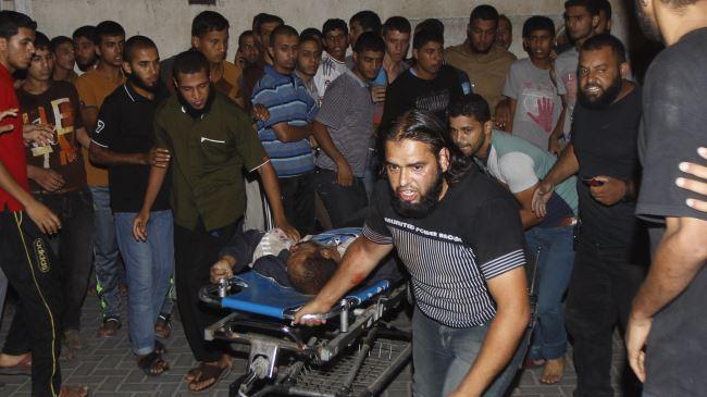Photo of Seven Hamas members killed in Israeli airstrikes