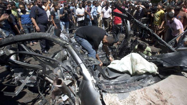 Photo of Israeli attacks on Gaza declaration of war: Palestine gov't