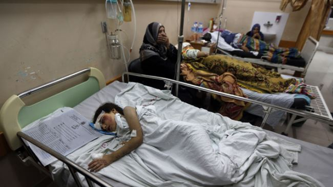 Photo of Zionist- puppet Egyptian regime tightens grip on border with Gaza amid rising casualties