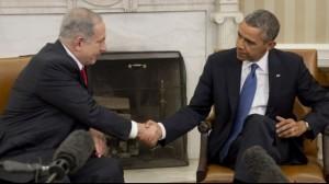 372847_Netanyahu, Obama