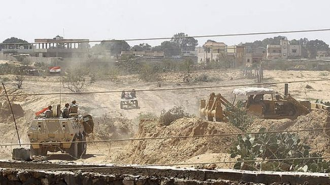Photo of zionist Egypt regime destroys 13 more Gaza tunnels