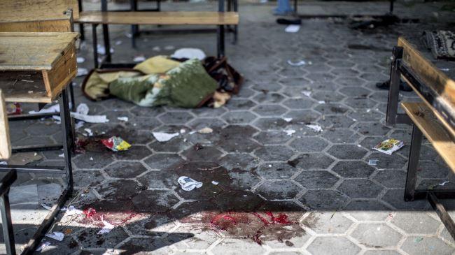 Photo of Blood Sucker Israeli Regime admits attacking UN school in Gaza