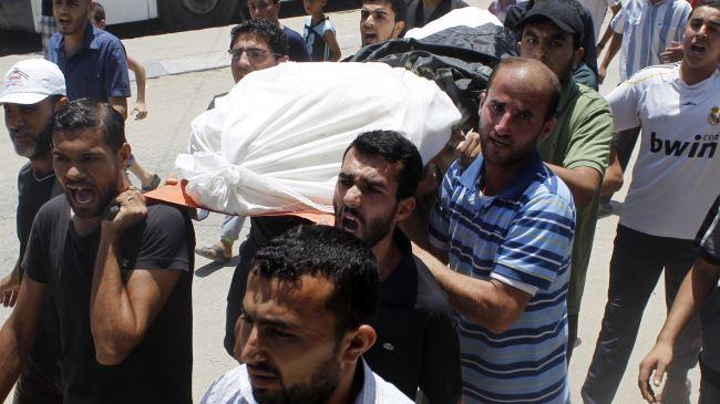 Photo of 1050 Gazans killed in Israeli offensive: Medics