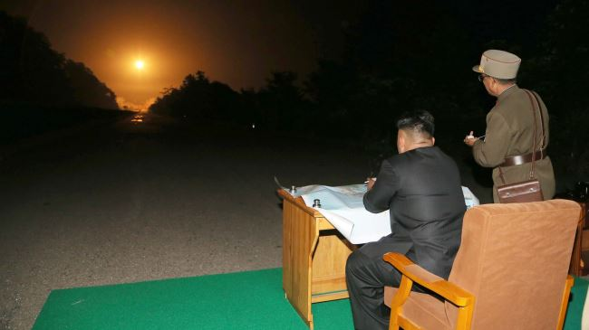 Photo of North Korea threatens nuclear strike on US