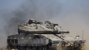 373341_Israel-tank-Gaza