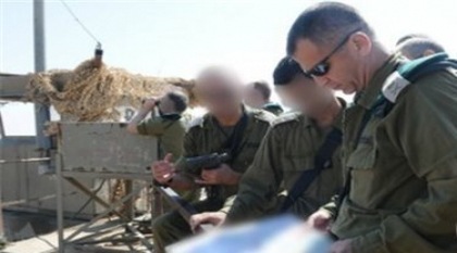 "Photo of EXC: zionist Army Radio: Intelligence chief of the occupation army survived of death in the bombing of ""Eshkol"