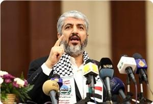 Photo of Khaled Meshal: No ceasefire until the siege on Gaza removed..