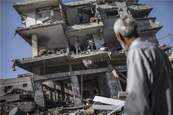 Hamas denies agreeing to 24-hour humanitarian ceasefire