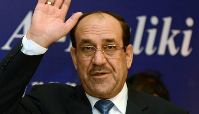 Photo of Iraq's Maliki: I will never give up my candidacy for a third term