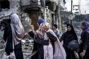 Photo of Here is Gaza. Electricity crisis, water crisis, fuel crisis, political crisis, transportation crisis, crossings crisis. And humanity crisis.