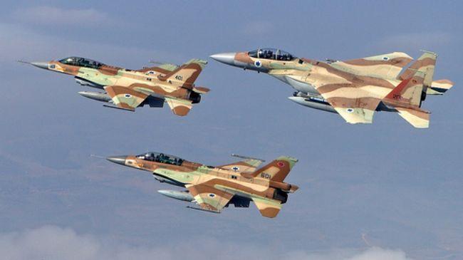 Israel launches fresh airstrikes on Gaza Strip