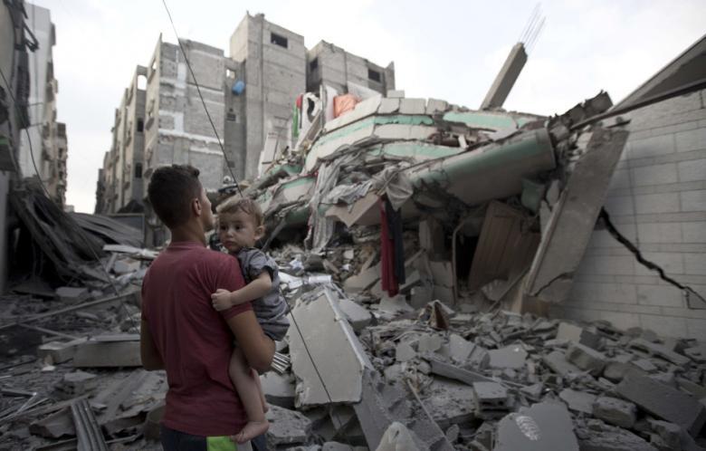 Israeli strikes kill dozens overnight in Gaza