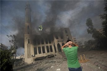 More than 125 killed in Gaza since midnight