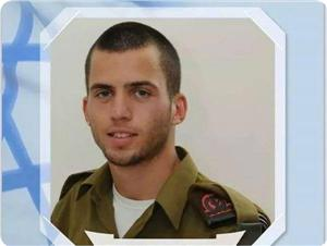 Photo of Shaul Aron, the abducted blood sucker zionist, has been detained in Shojae town of Gaza!