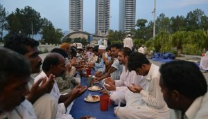In picture: Muslims begin observing fasting month of Ramadan