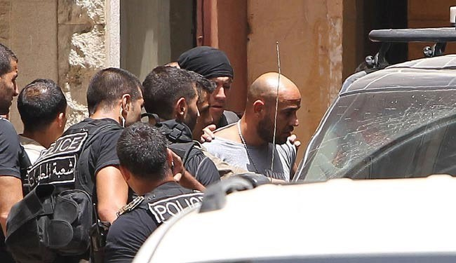 Photo of 18 charged with ISIL affiliation, terrorism in Lebanon