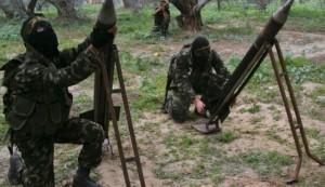 Palestinian rockets hit near Israel nuclear reactor