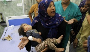 Gaza death toll reaches 78, including 8 members of a family