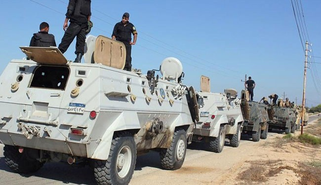 Photo of Mortar attack in Egypt's Sinai kills 8