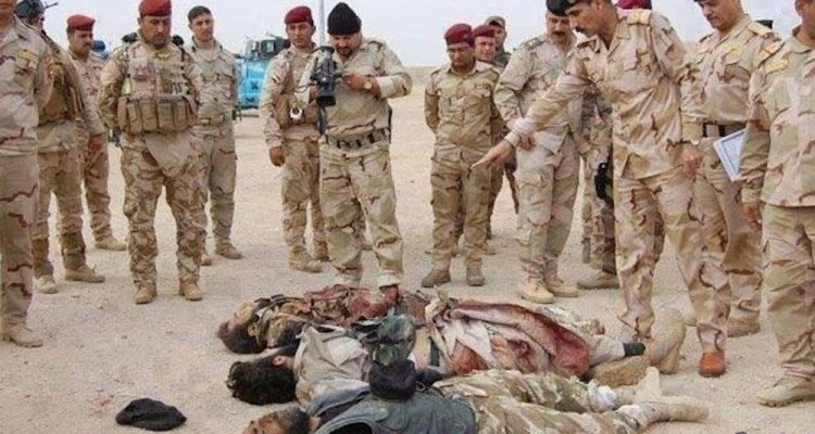Photo of Iraq troops kill 150 ISIL terrorists in purging ops