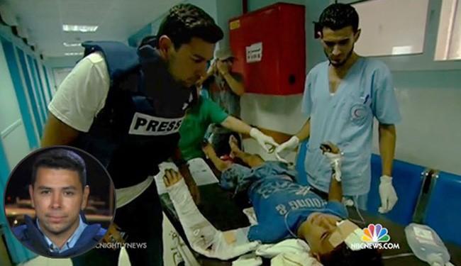 NBC news pulls veteran reporter from Gaza after reporting Israeli killing of kids