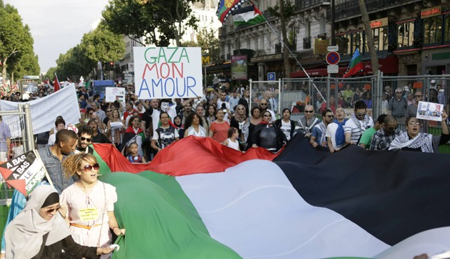 Photo of France bans pro-Gaza rallies as israeli all-out offensive continues