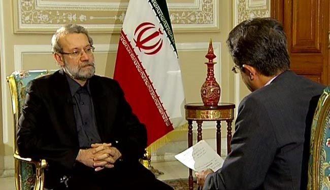ISIL too weak to threaten Islamic Republic: Larijani