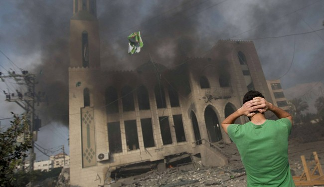 Israeli onslaught methodically shrinks Gaza by 40%