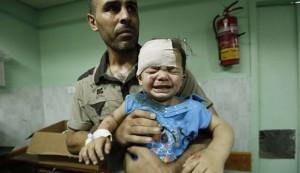 Israeli shelling hits UN school, Gaza toll passes 1,260