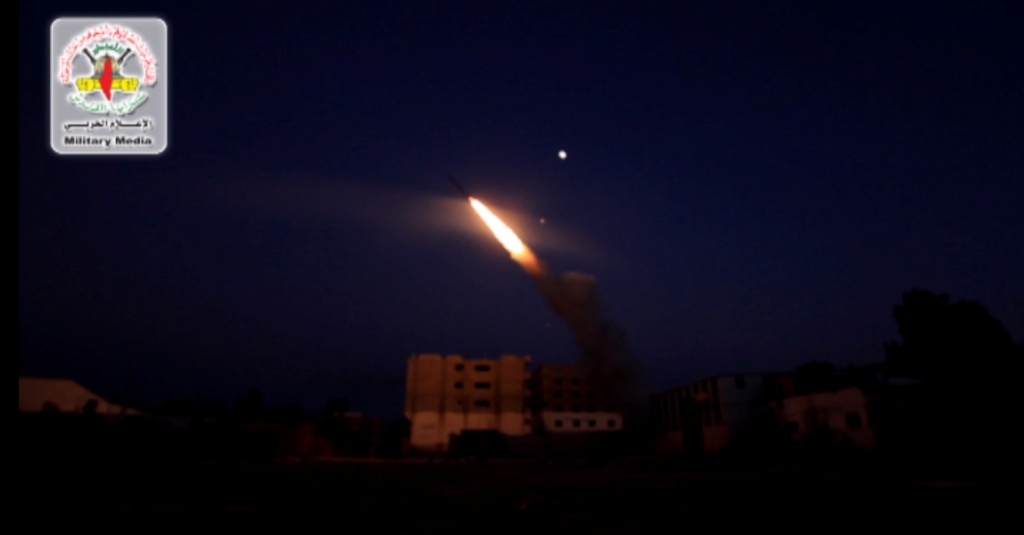 Photo of 10 M70 missiles hit Tel Aviv, Hulun, Bat Yam and Risun Litsyun towns of occupied lands!