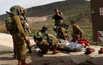 Photo of Qassam sends 8 terrorist soldier to hell, 8 to hospital in their attempt to infiltrate Shujjaiya, zionits regime announces only two dead