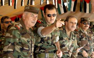 Photo of Bashar al-Assad: Raqqa is in our eye, we never forget it, InshaAllah we will take Raqqa back in short time..