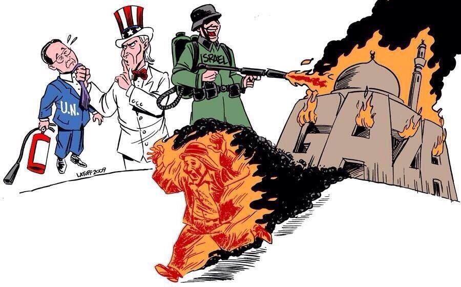 Photo of This is the situation in Gaza.Where is Turkish Government that attack Syria and Iraq?