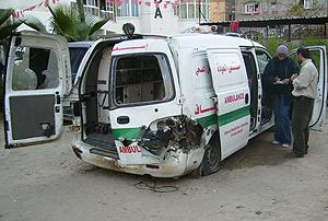 gazze-ambulans