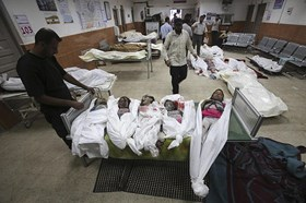 Photo of Gaza War: 13 Martyred, 90 Wounded in Vampire Regime's Attack at UNRWA Refuge Shelter School in Gaza!