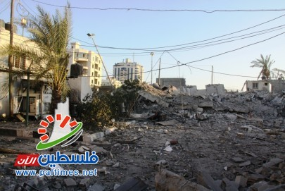 Photo of Terrorist Regime demolishes basic need resources such as water, power, infrastructure, not military targets..