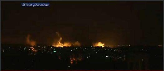 Photo of GAZA LIVE: zionist regime plans to enter Gaza from the East, heavy bombardment on east aiming to open a safe corridor..