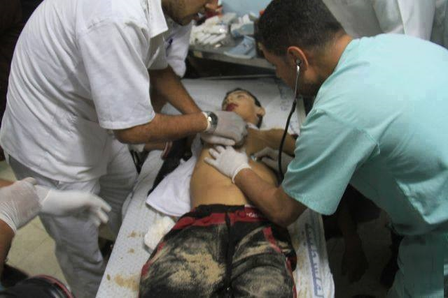 Photo of Latest from Gaza: 71 Martyrs, over 550 wounded of israeli aggression on Gaza