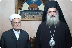 Photo of Sheikh Sabri, Archbishop Hanna launch distress signal over Gaza tragedy